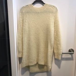 All saints real sheep's hair sweater